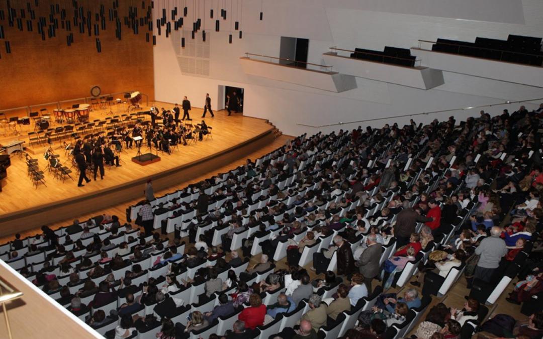 Concierto de nuestra Agrupación Musical  junto al Orfeón Cantabile