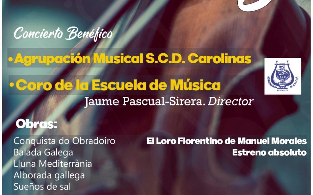 Concierto Benéfico: «Sonidos hacia Santiago»